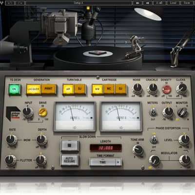 Waves Abbey Road Vinyl Saturation AAX + Mixing Lessons + 24hr E-Delivery!