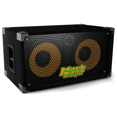 "Markbass MBL100023 New York 122 Ninja Richard Bona Signature 800-Watt 2x12"" Bass Speaker Cabinet"