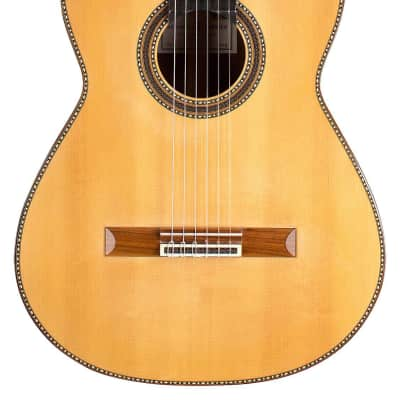 Kenneth Brogger Stradivarius 2018 Classical Guitar Spruce/CSA Rosewood for sale