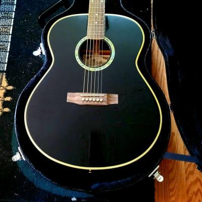 Copley  Jumbo Acoustic Black for sale