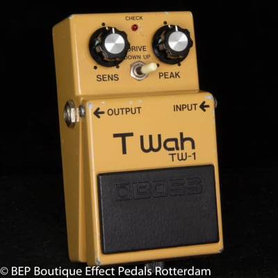 Boss TW-1 Touch Wah 1982 s/n 162300 Japan