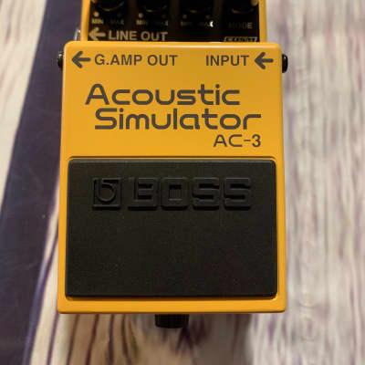 Boss Acoustic Simulator AC3 for sale