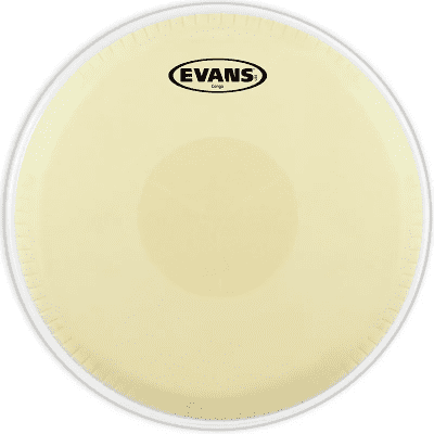 """Evans EC1175 Tri-Center Conga Drum Head - 11.75"""""""