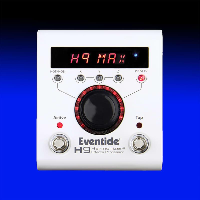 eventide h9 max harmonizer effects pedal authorized dealer reverb. Black Bedroom Furniture Sets. Home Design Ideas