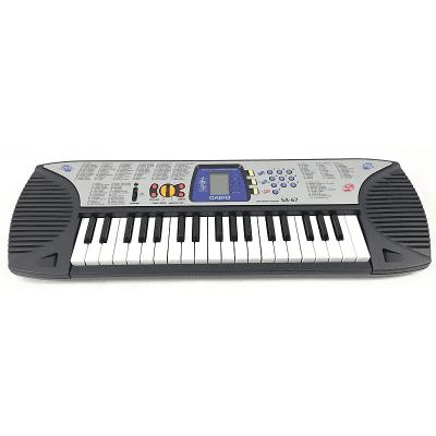Casio SA-67 37-Key Song Bank Keyboard