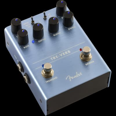 Fender Tre - Verb Reverb/ Tremolo
