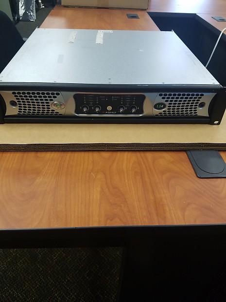 Ashly audio nXp 1 54 Amplifier Silver | Audio One Marketing