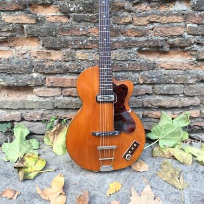 Hofner Club 40 Natural 1960 60's 50's guitar Beatles for sale