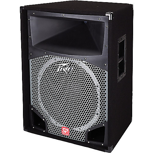peavey sp5 passive pa speaker music land reverb. Black Bedroom Furniture Sets. Home Design Ideas