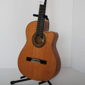 Giannini GCPPM  Acoustic-Electric Classical Guitar - Made in Brazil for sale