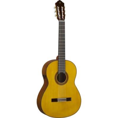 Yamaha TransAcoustic Classical Nylon-String