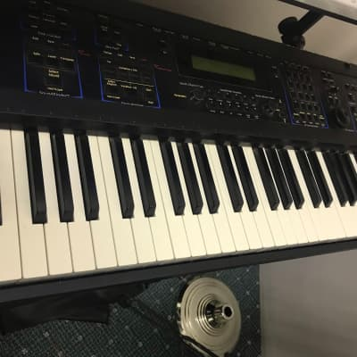 Ensoniq ZR 76 1983 Black
