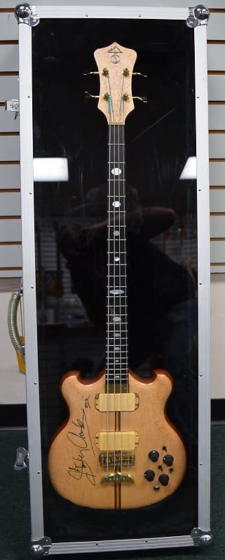 a81d85a15f5 Warwick Plexiglass Display/Flight Case for Bass | Reverb