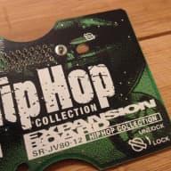Roland SR-JV80-12 HipHop Collection Expansion Board JV/XV Series 1080/2080/3080/5080/990