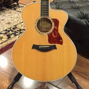 Taylor 615ce Jumbo Acoustic-Electric Guitar
