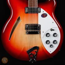 Rickenbacker 360/12 2015 Fireglo image