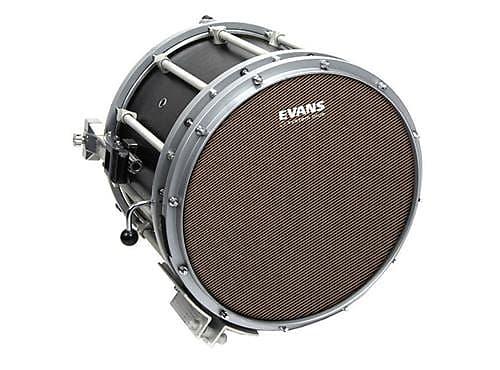 evans system blue snare drum head 13 sam ash direct reverb. Black Bedroom Furniture Sets. Home Design Ideas