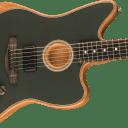 Fender American Acoustasonic Jazzmaster - Tungsten