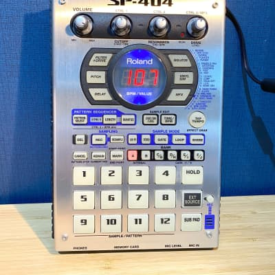 [Excellent] Roland SP-404 Sampler