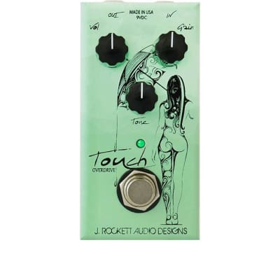 J. ROCKETT AUDIO DESIGNS TOUCH OD for sale