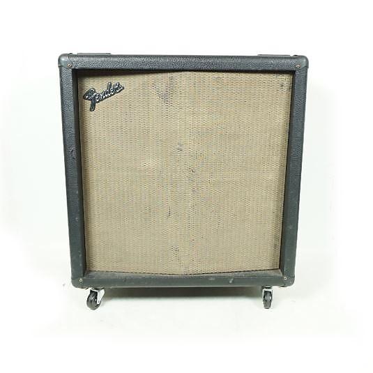 Fender 4X10 WEDGE Guitar Speaker Cabinet 4 x 10 | Reverb