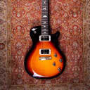 PRS S2 Singlecut Electric Guitar Tri-Color Sunburst image