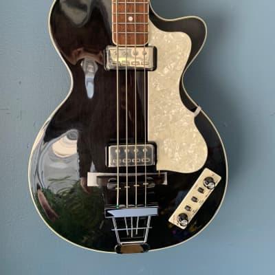 Hofner Contemporary Club Bass Black