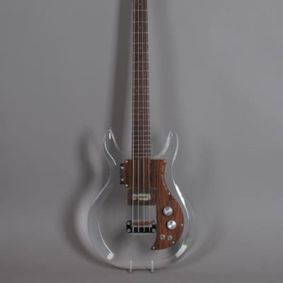 Dan Armstrong Ampeg Plexi Lucite Bass 1970 for sale