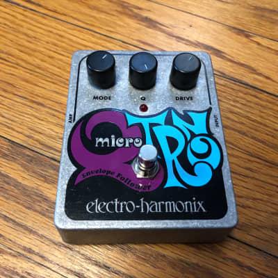 Electro-Harmonix Micro Q-Tron Filter Pedal