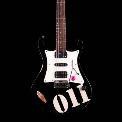 Raro Custom Guitar Raro 011 Phone Code Custom Relic