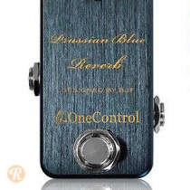 One Control Persian Blue Reverb 2010s Blue image