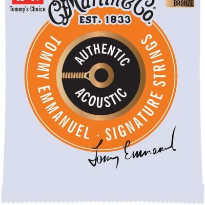 C.F. Martin & Co. MA540FX Bronze Acoustic Guitar Strings, Light