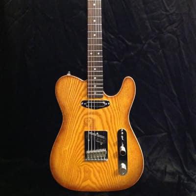 Camden Harbor Custom Guitars Northwoods 2017 Amber Burst for sale