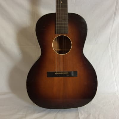 40s Regal Supertone Parlor, Sunburst for sale