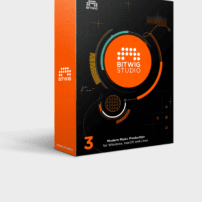 Bitwig Studio 3 Full License