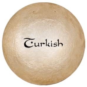 """Turkish Cymbals 21"""" Traditional Classic Gong GCL21"""