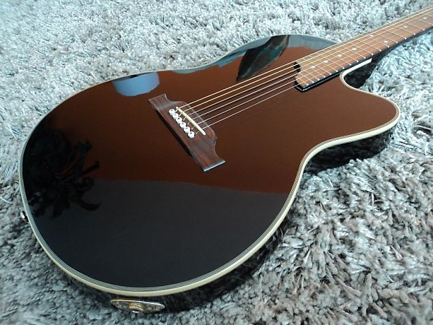 epiphone sst studio solid body acoustic electric guitar with reverb. Black Bedroom Furniture Sets. Home Design Ideas