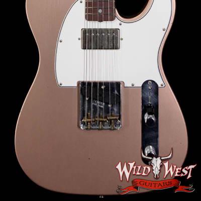 Fender Custom Shop Yuriy Shishkov Masterbuilt 60's SH Telecaster Journeyman Relic Copper Josefina Hand-Wound / Seymour Duncan for sale