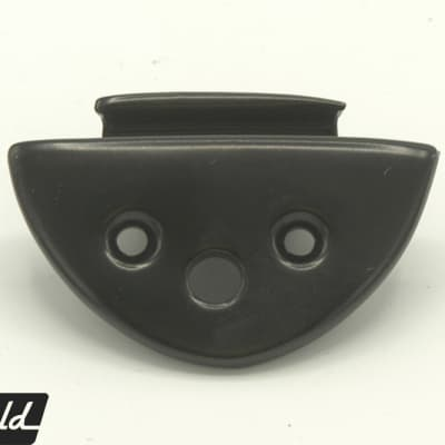 Black bracket for Rickenbacker R tailpiece