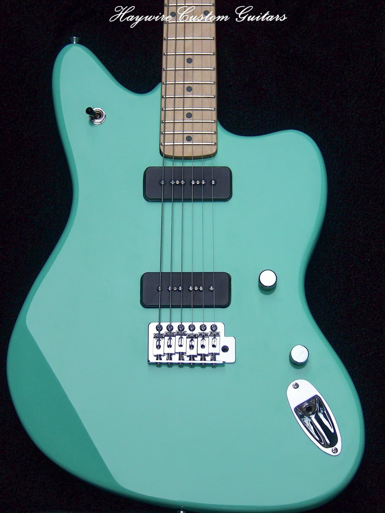 Fender Classic \'60s Jazzmaster Custom Maple Fretboard | Reverb