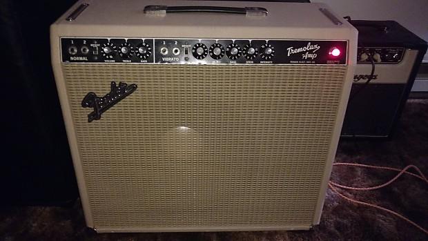 Fender Tremolux 112 Combo 1964 Blonde