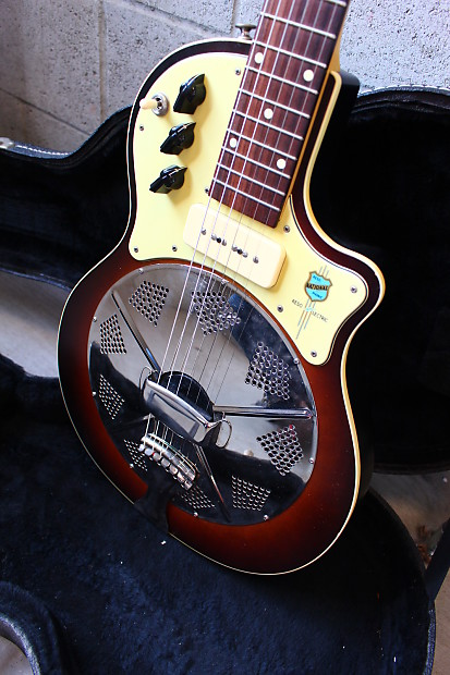 1998 national reso lectric electric resonator guitar reverb. Black Bedroom Furniture Sets. Home Design Ideas