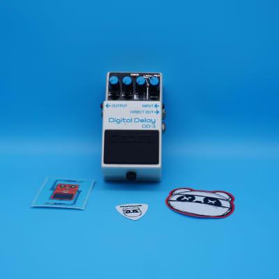 Boss DD-3 Digital Delay | Rare Analog (Blue Label) Made in Japan | Fast Shipping!