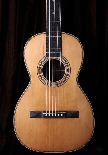 Ultra Rare 1898 Martin 1-34 Parlor Guitar