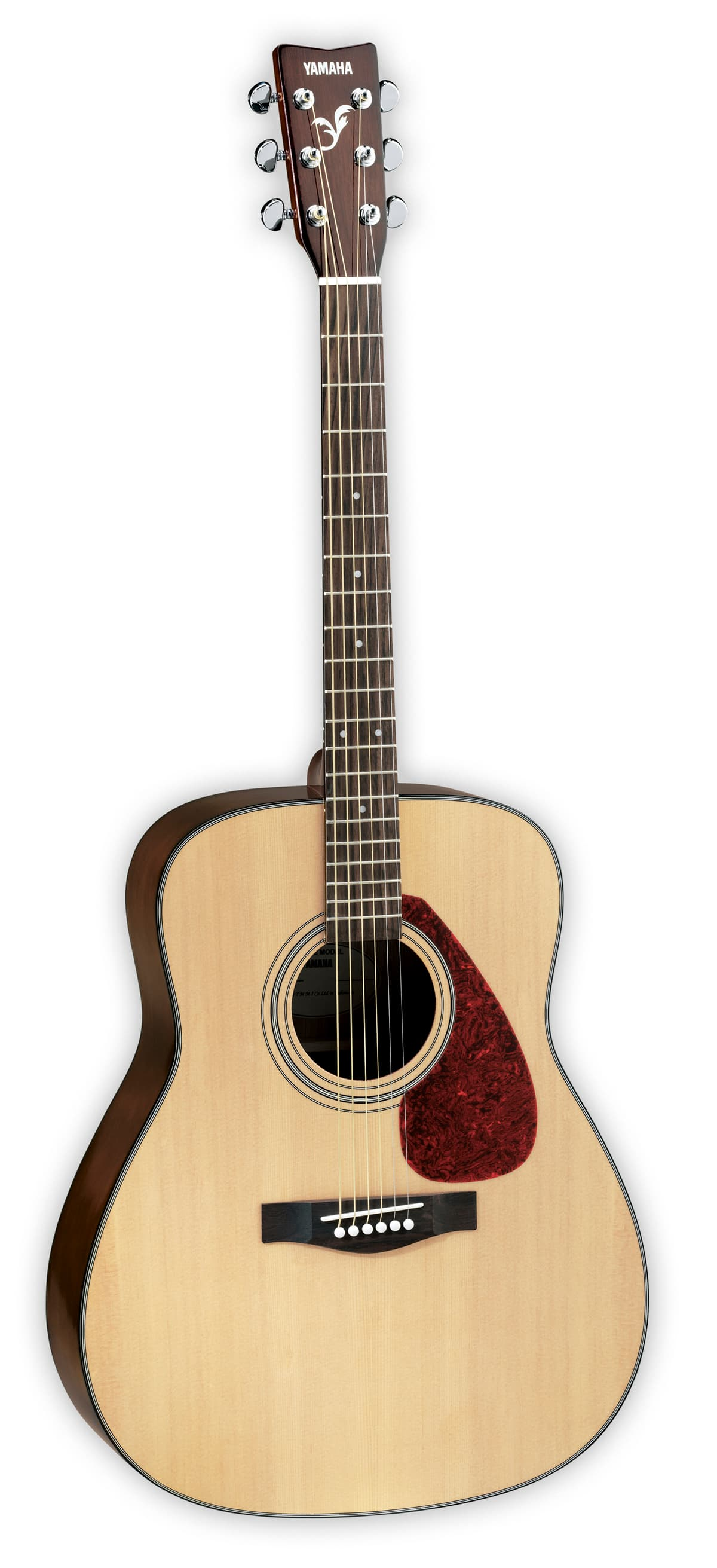 Yamaha f325d dreadnought acoustic guitar natural reverb for Yamaha acoustic bass guitar