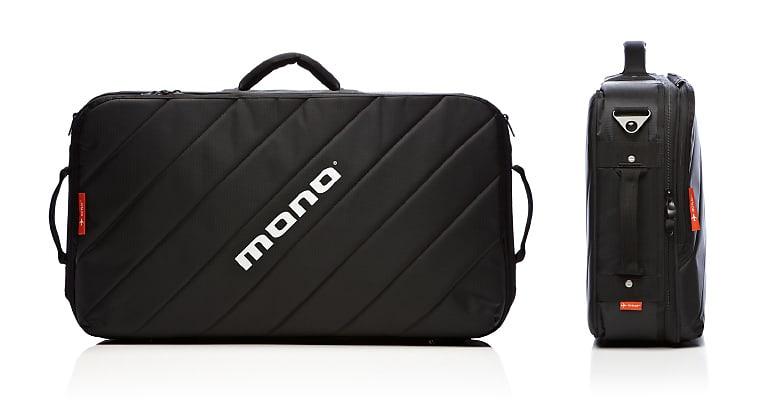 Tasche für Effektboards Mono M80-TK1 Guitar Tick 2.0 Black Zubehör