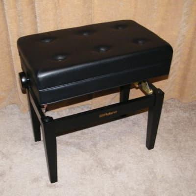 Roland RPB-400-US Piano Bench - Minor Blem - Adjustable Height - Storage Area