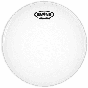 "Evans 16"" Genera G1 Clear Clear"