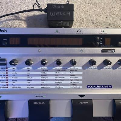 Bob Welch's DigiTech Vocalist Live 4 Vocal Effect Processor