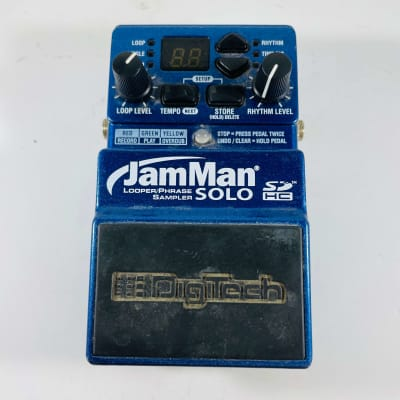 DigiTech JamMan Solo Looper/Phrase Sampler *Sustainably Shipped* for sale